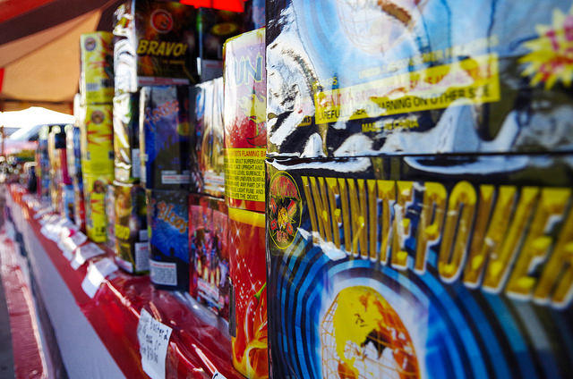 The city is considering loosening Wichita's fireworks laws to be more in line with the state's.
