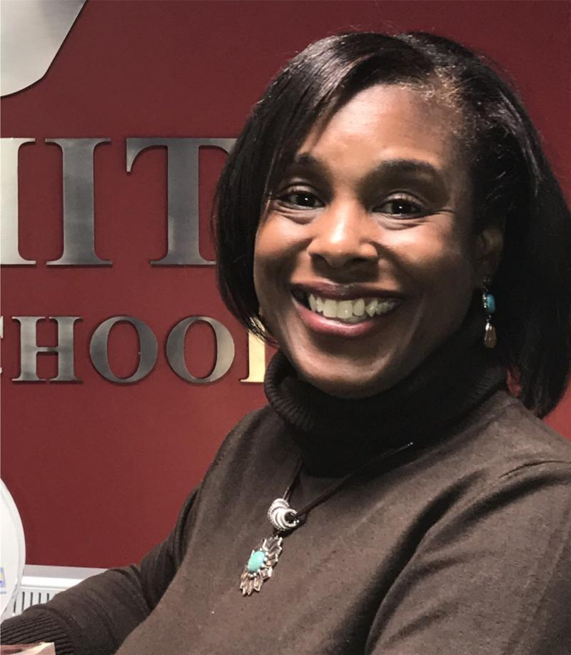 Tiffinie Irving is Wichita Public Schools' first deputy superintendent in more than a decade.