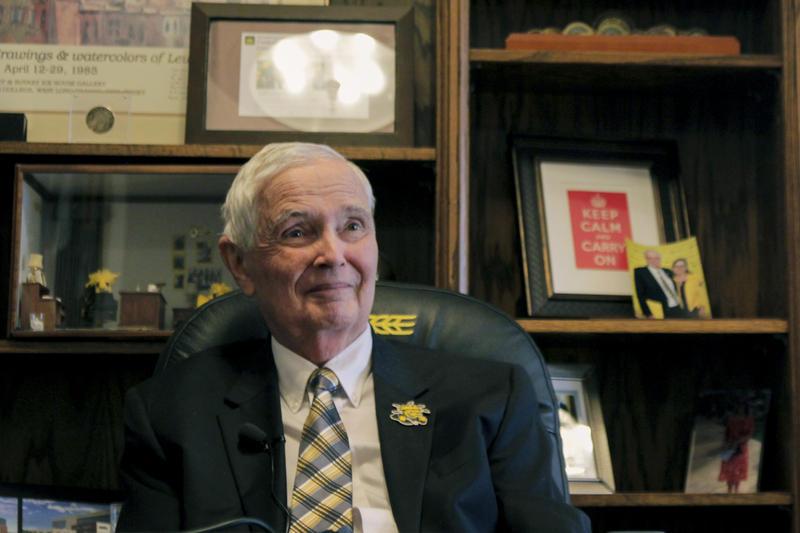Wichita State University President John Bardo