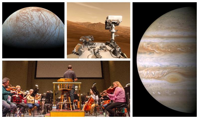 Gustav Holst's The Planets A Science & Symphony Film