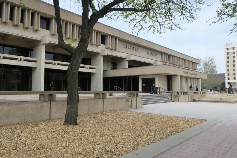 The Central Library served as the main branch in the Wichita Public Library system for more than 50 years.