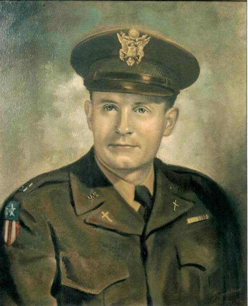 Father Emil Kapaun, who was born in Marion County, was awarded the Medal of Honor during the Korean War. His remains have not been recovered.