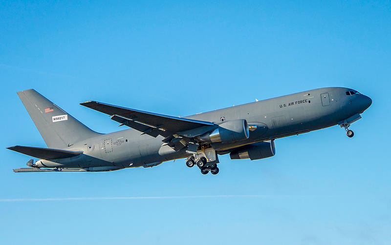 McConnell Air Force Base is expected to receive 36 KC-46 air refueling tankers over the next several years.