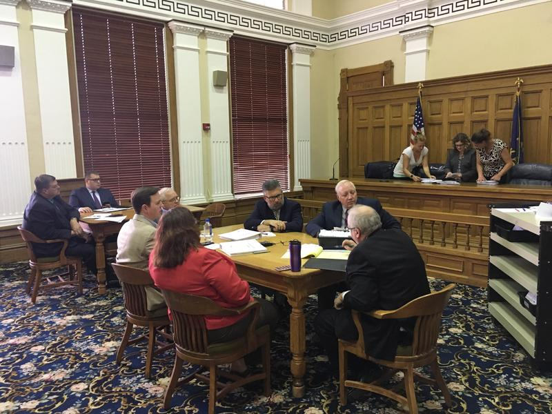 The Sedgwick County Board of Canvassers meets Monday in Wichita to review provisional and disputed ballots.