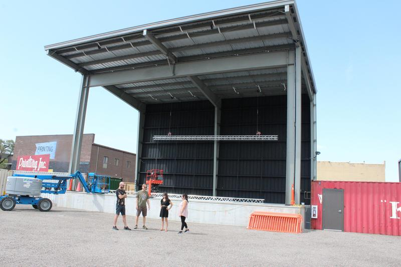 Wave will be Wichita's first large-scale open-air concert venue.