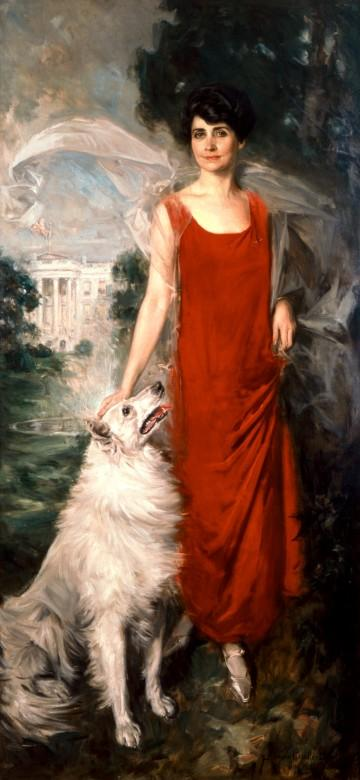 Grace Coolidge and Rob Roy