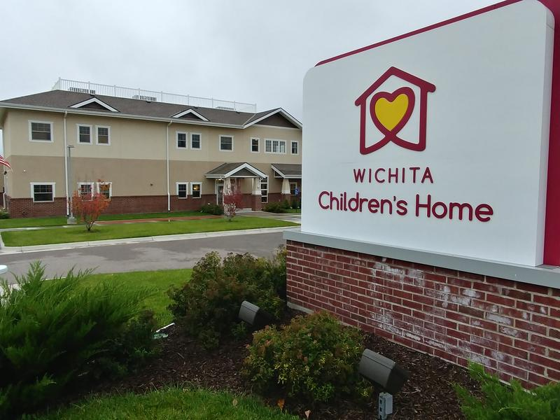 The Wichita Children's Home has opened Garver House, to help victims of human trafficking.