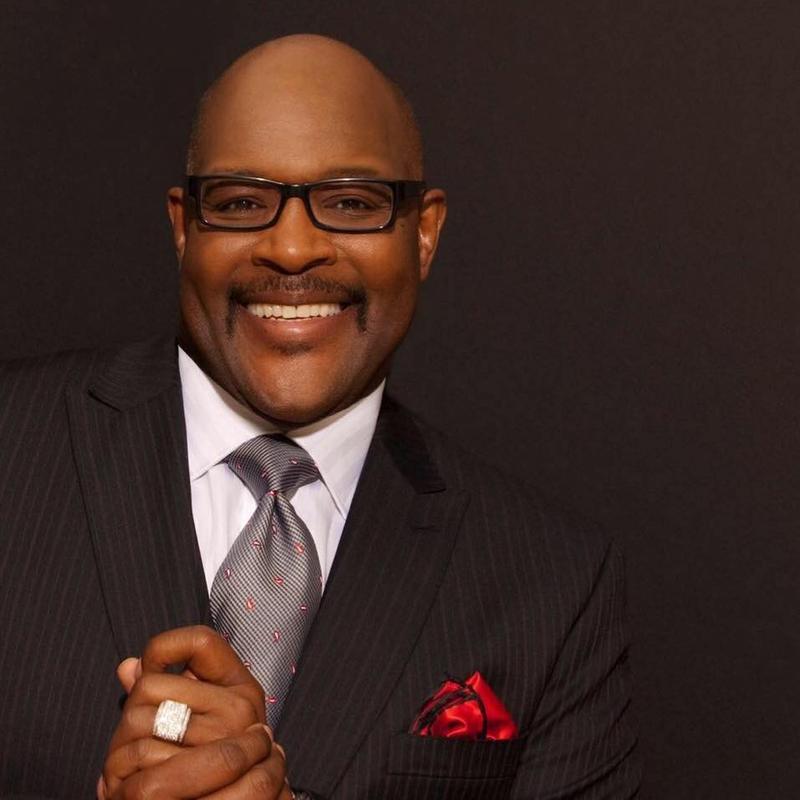 Marvin Winans, Pastor of Perfecting Church in Detroit and Multi-Grammy Winning Gospel Artist