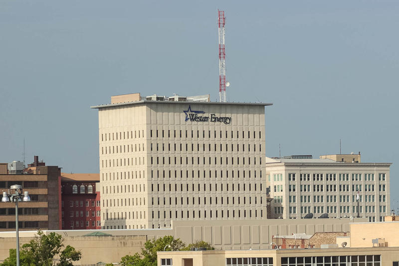 The Westar Building in Topeka