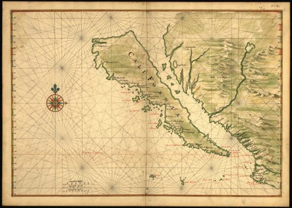 "It wasn't until 1747 that the ""Island of California"" was decreed to not actually exist."