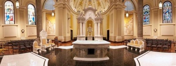 St. Mary's Cathedral will reopen to the public Saturday after a renovation that took five years to plan and complete.