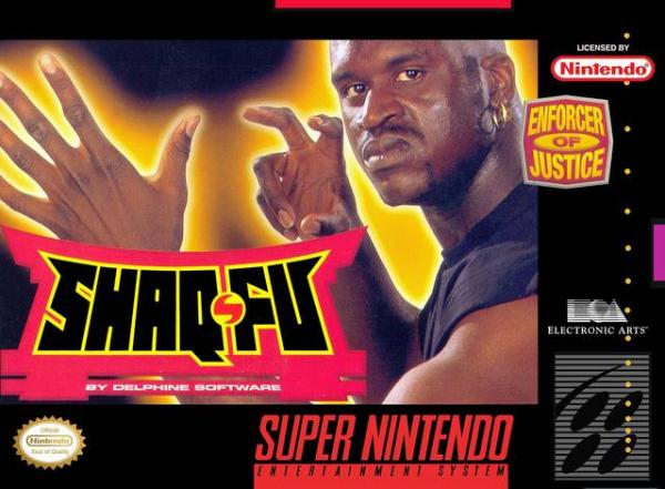 Shaq Fu is a 2D fighting game released on the Sega Mega Drive/Genesis and Super Nintendo game platforms on October 28, 1994.
