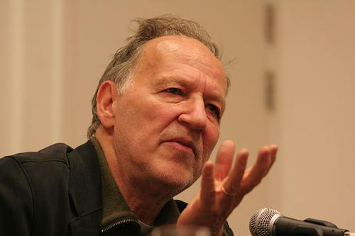 """Werner Herzog, director of """"Happy People: A Year in the Taiga"""""""