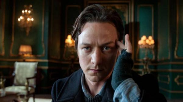 """James McAvoy in """"Trance"""""""
