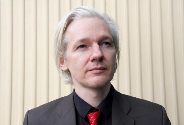 Julian Assange of WikiLeaks. Photo taken on March 20, 2010.