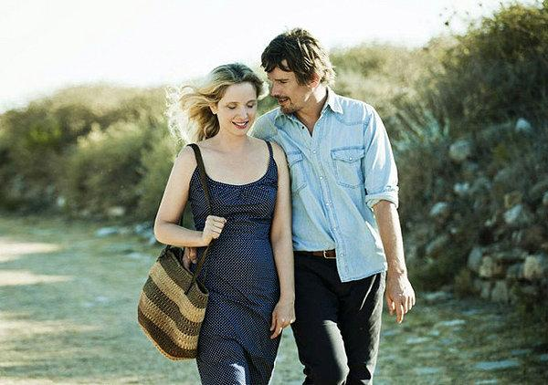 Julie Delpy and Ethan Hawke continue their long talk in 'Before Midnight.'