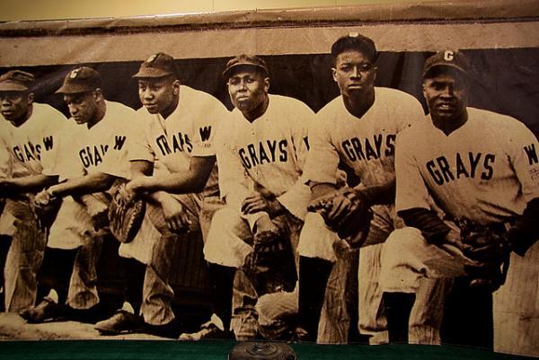 The Washington / Homestead Grays of the Negro Leagues