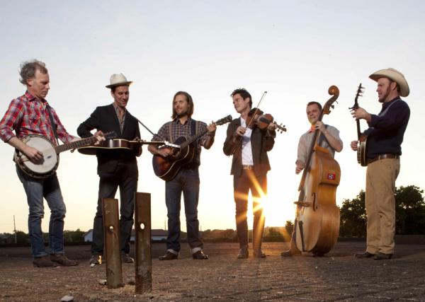 Old Crow Medicine Show will perform at The Cotillion Monday evening.