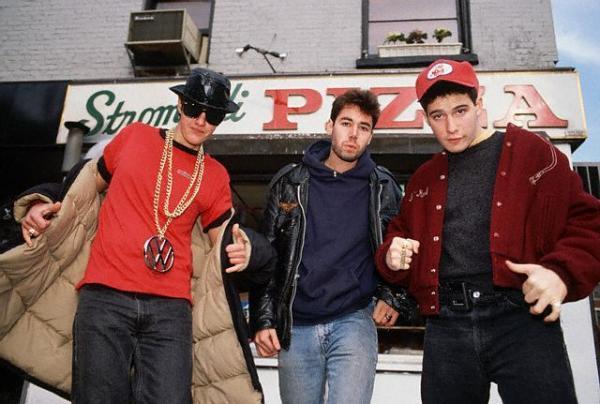 Beastie Boys circa 1980s.
