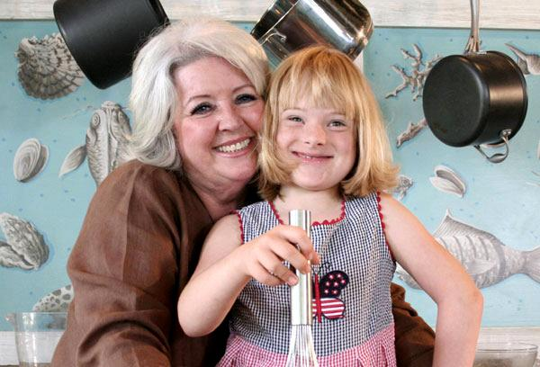 Image of Paula Deen taken as part of a public relations campaign for the nonprofit group Civitan.