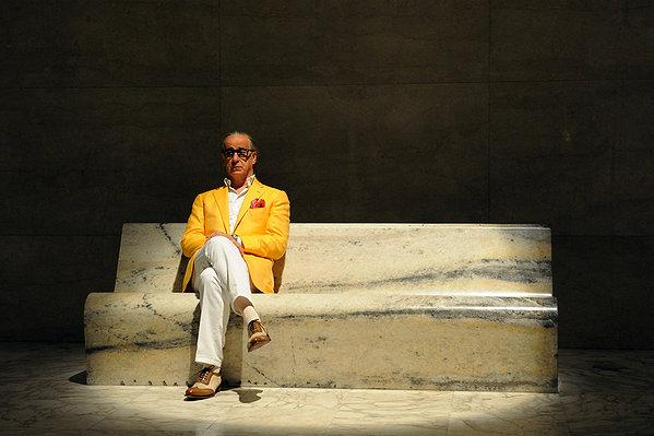 Toni Servillo in Paolo Sorrentino's 'The Great Beauty'