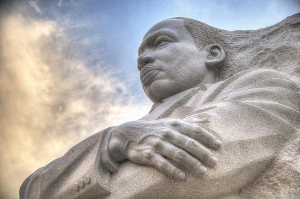 Martin Luther King, Jr., memorial in Washington, D.C.