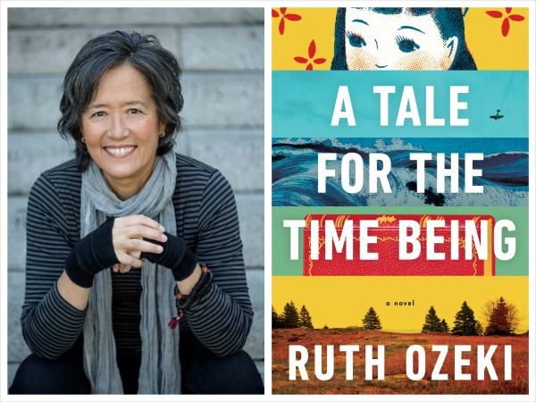 Ruth Ozeki's latest novel, A Tale For The Time Being, hit bookshelves last March.
