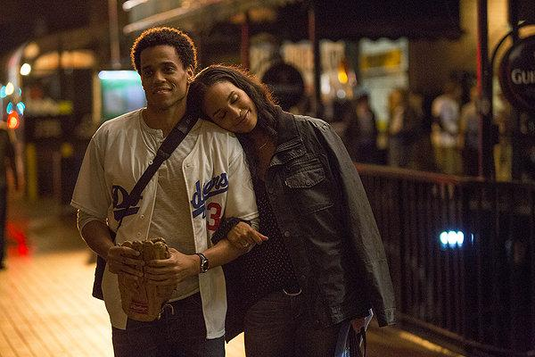 Michael Ealy and Joy Bryant in 'About Last Night'