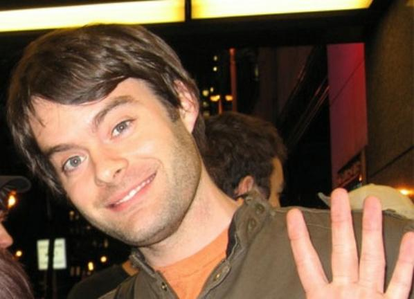 Comedian Bill Hader will perform at WSU's Hughes Metroplex on Saturday, March 8 at 8pm.