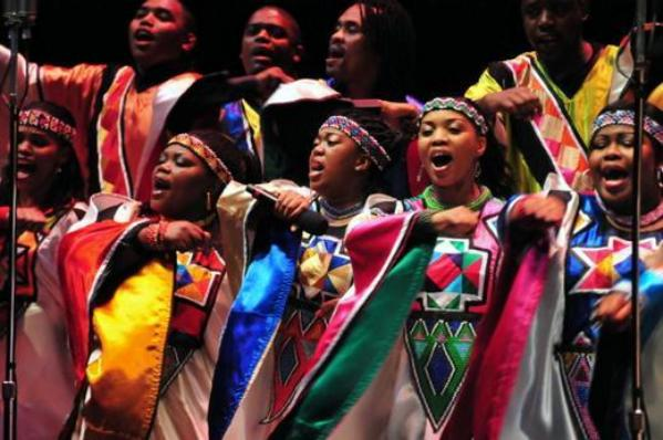 The Soweto Gospel Choir