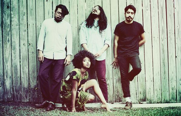 The Tontons will be at the Wichita Orpheum Theater on Thursday, April 3 at 8pm.