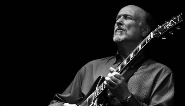John Scofield will perform with the Organic Trio (featuring Larry Goldings and Greg Hutchinson) at the historic Fox Theater in Newton on Friday, May 8 at 6 and 8:30pm.