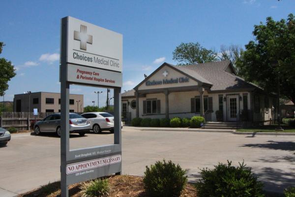 Choices Medical Clinic, 538 South Bleckley Dr