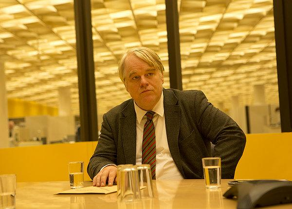 This is Philip Seymour Hoffman, but that's about all we know for sure in 'A Most Wanted Man'