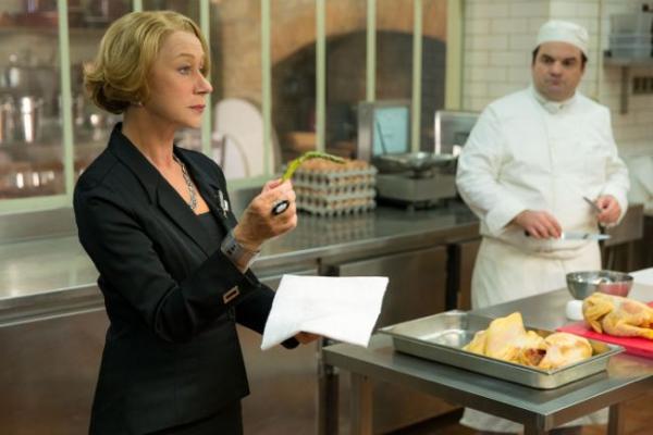 Helen Mirren would prefer crisp asparagus in 'The Hundred-Foot Journey'
