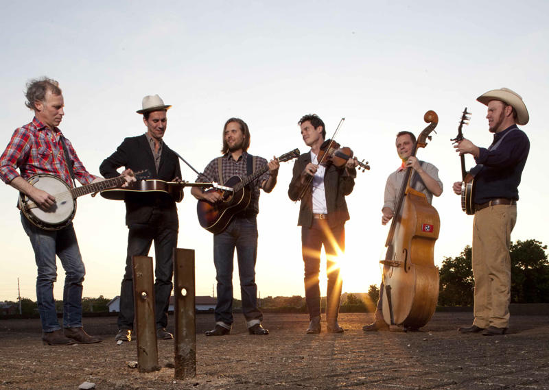 Old Crow Medicine Show From Up And Comers To Elder Statesmen Kmuw