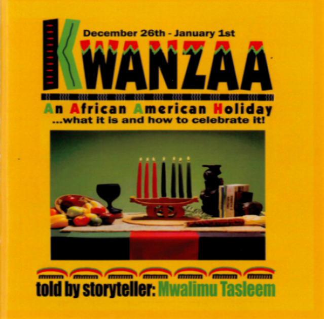Wichita Community Kwanzaa Celebration Kmuw
