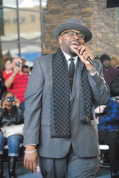 Vehicle Code Reader >> Reuben Studdard: The American Idol, Now 120 Pounds Lighter, Releases Sixth Solo Album | KMUW