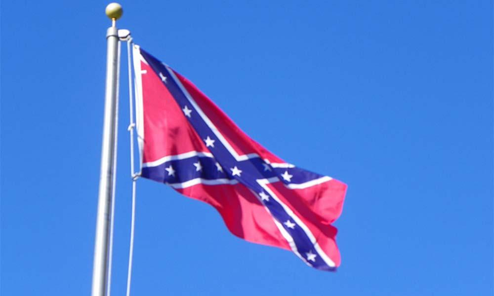 activists ask wichita to remove confederate flag from park kmuw