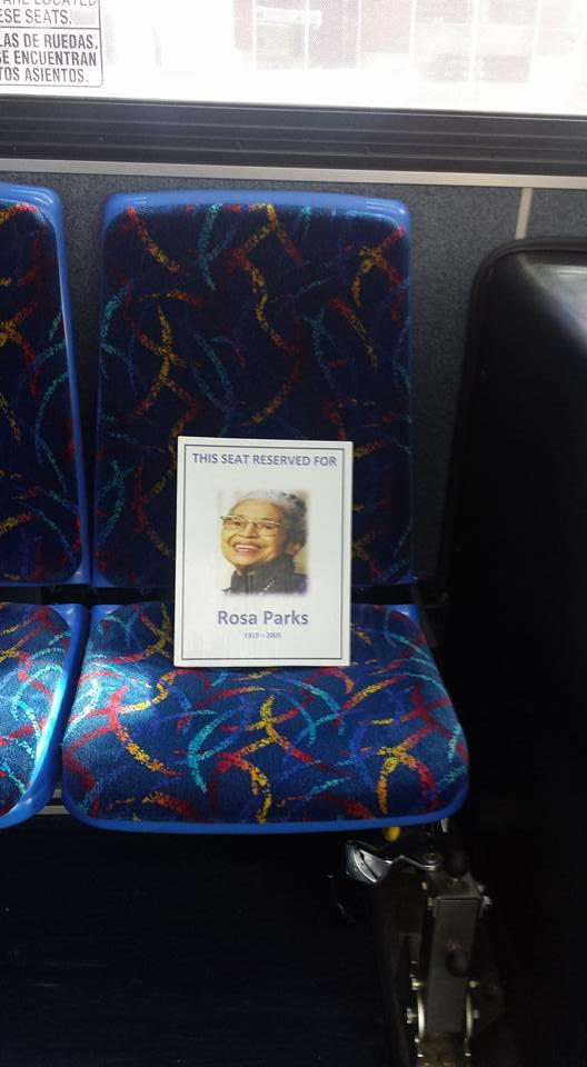 Wichita Transit Designates Bus To Honor Rosa Parks Kmuw