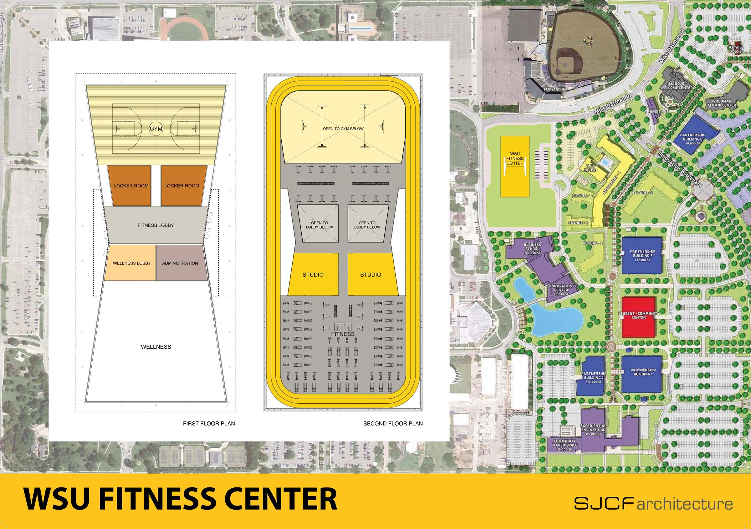 Wichita State In Talks To Bring New Ymca To Innovation Campus Kmuw