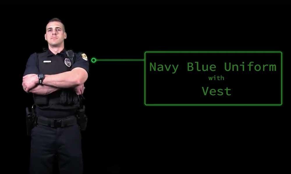 Wichita Police unveil new blue uniforms