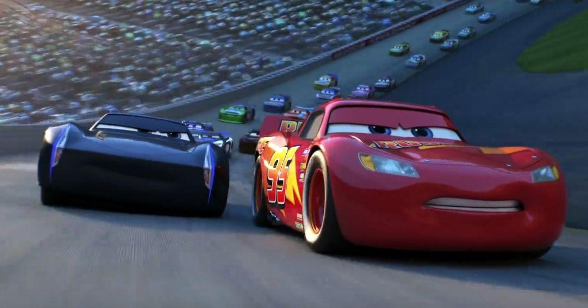 Cars Movie Soundtrack: Movie Review: 'Cars 3'