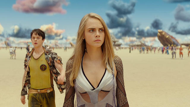 Cara Delevingne Just Dropped Her First Music Video
