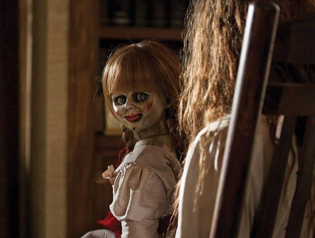 Vehicle Code Reader >> Movie Review: 'Annabelle: Creation' | KMUW