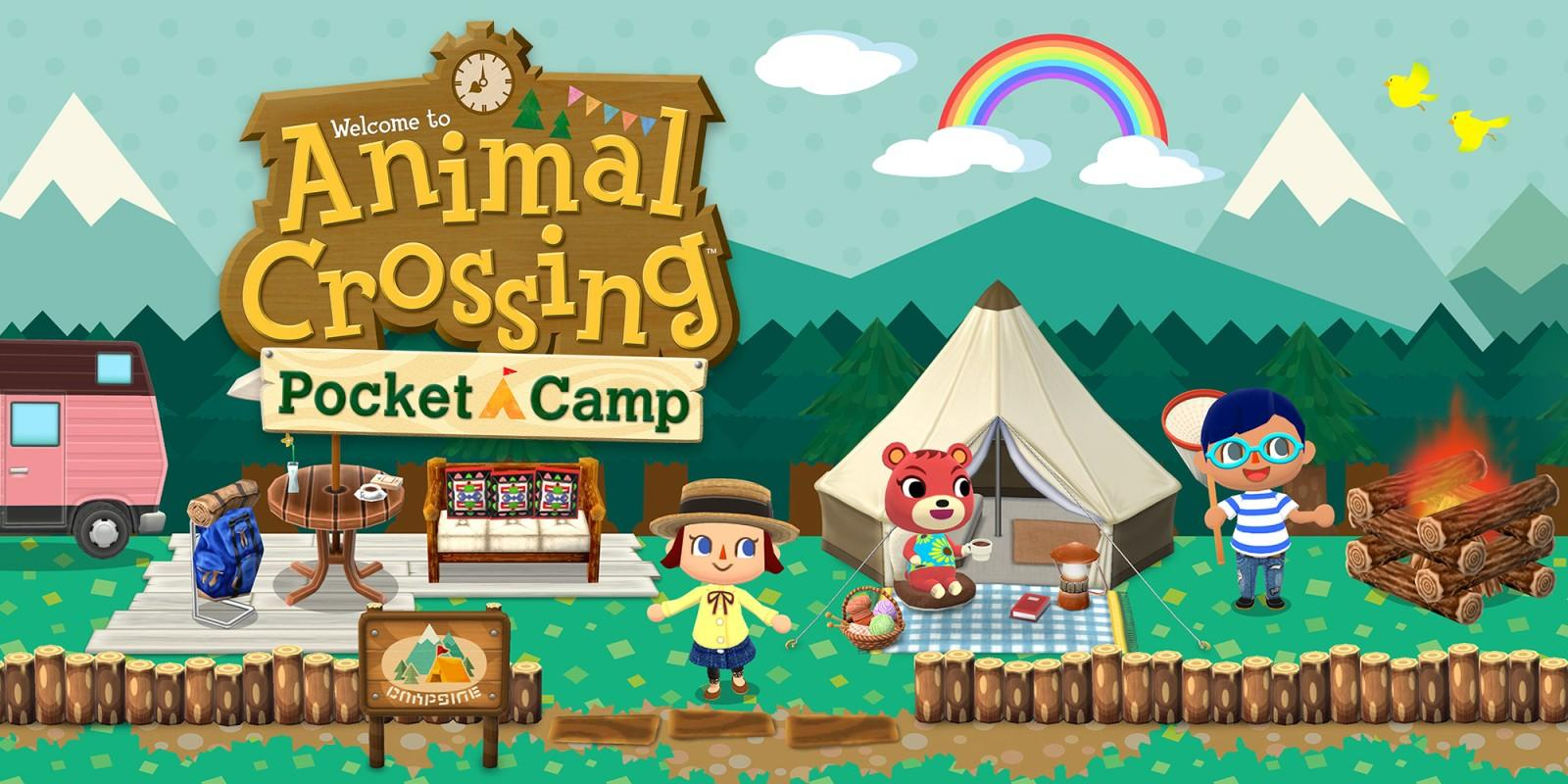 'Animal Crossing: Pocket Camp' Gets its First Event, Celebrating the Holidays