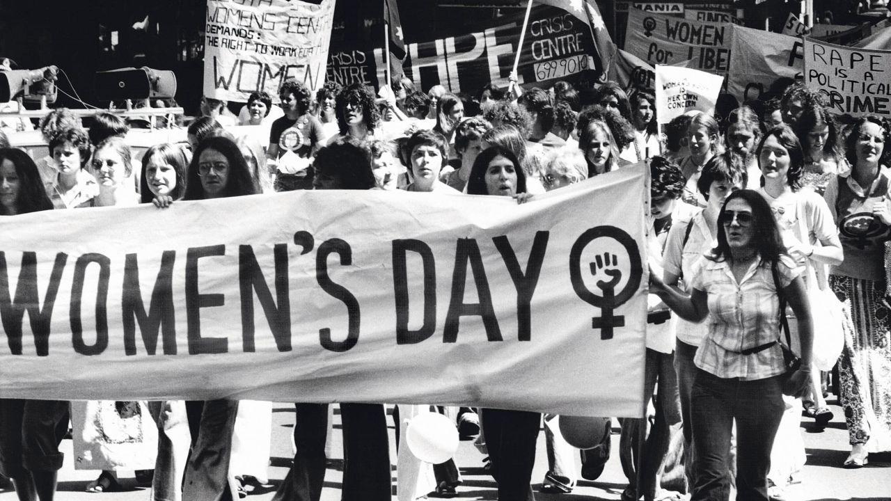 Vehicle Code Reader >> Past & Present: International Women's Day | KMUW