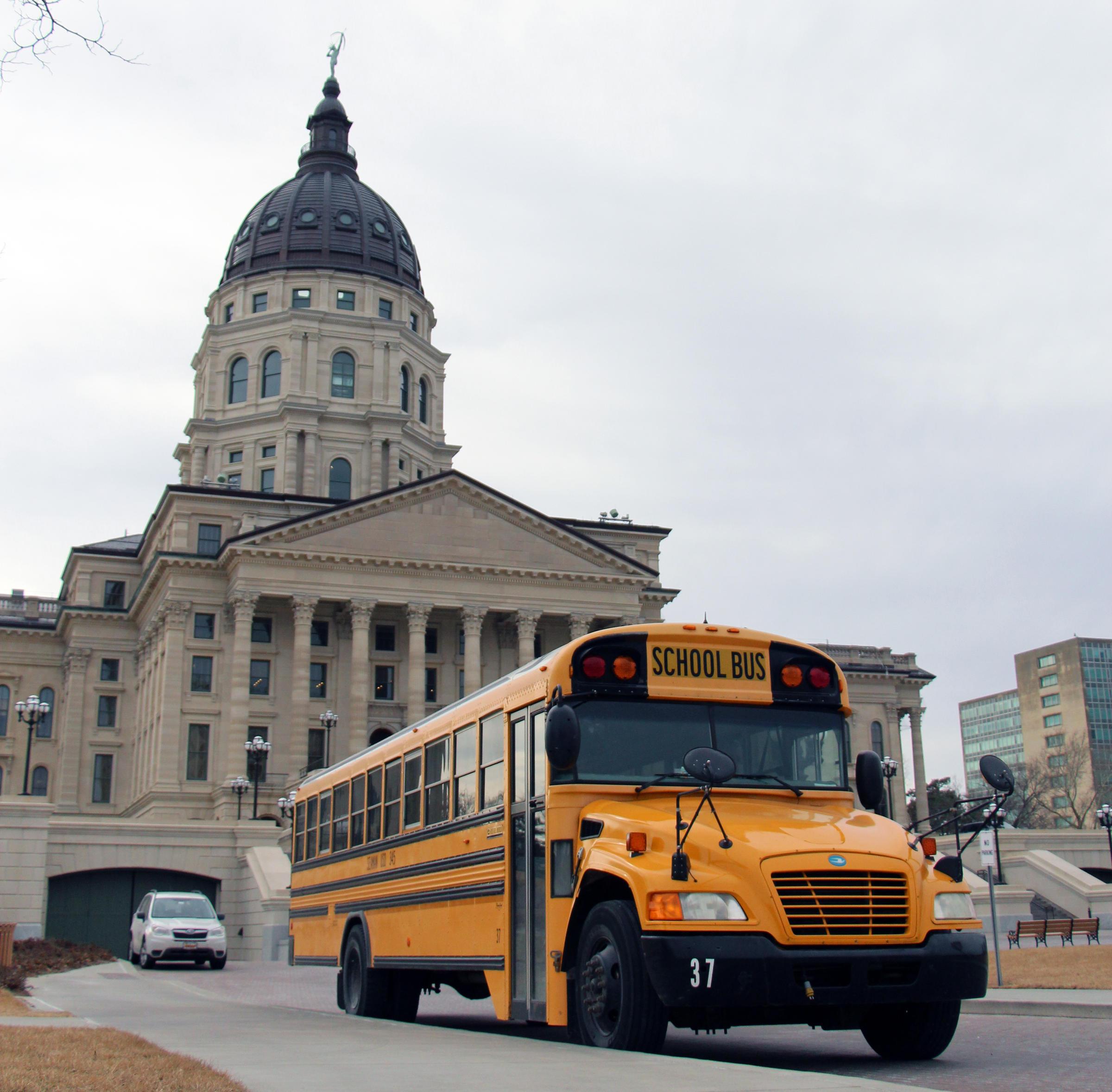 Teachers Across Kansas Seeing Raises As Schools Bud Additional