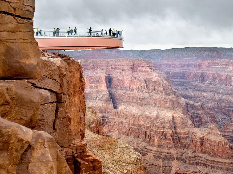 Grand Canyon West Passes 1 Million Mark For Annual Visitors Knau Arizona Public Radio