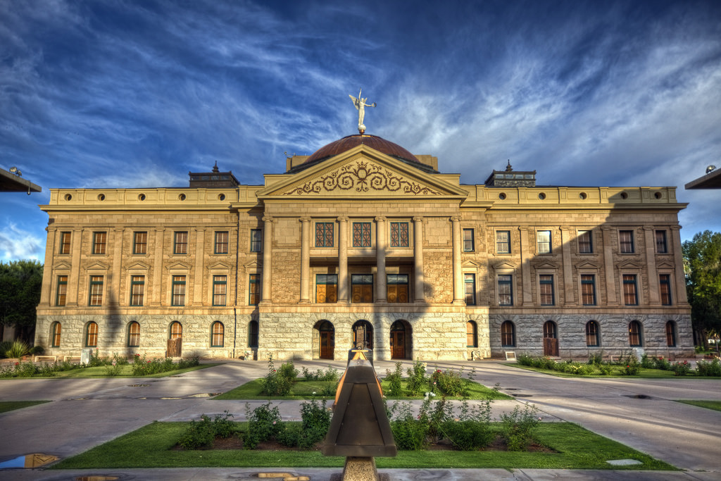 Image result for arizona capitol